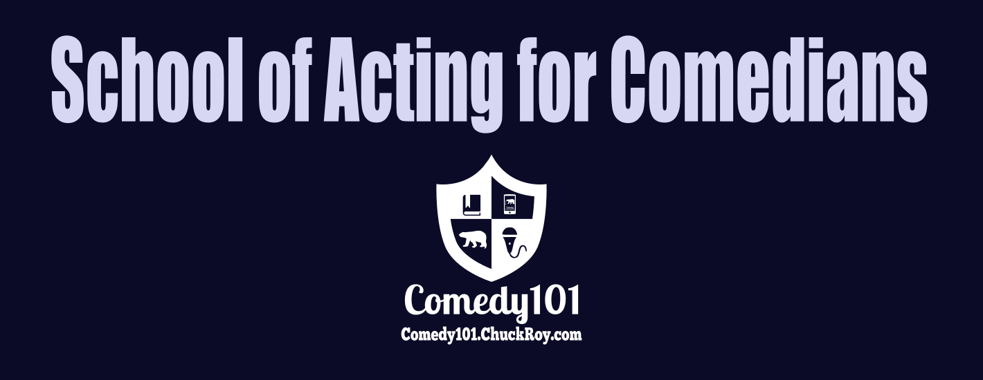 Comedy101 School of Acting for Stand-up Comedians