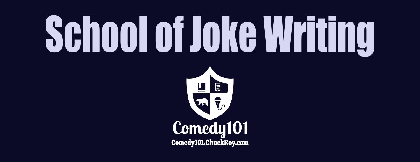Funny Joke Writing