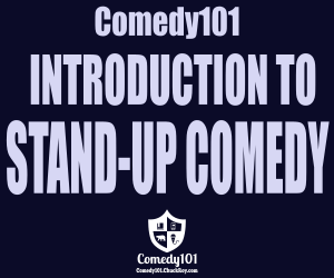 Comedy101 Introduction To Stand-up Comedy