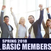Comedy101 Spring 2018 Basic Membership