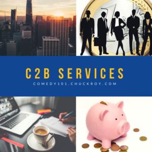 Comedy101 C2B Services