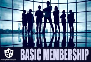 Comedy101 Basic Membership