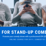 EPK for Stand-up Comedians (2019)