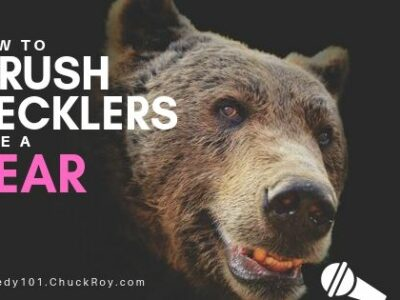 How to Crush Hecklers like a Bear (Online Course)