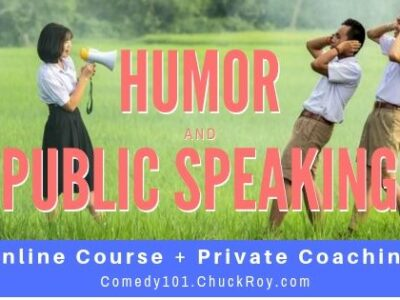 Humor and Public Speaking
