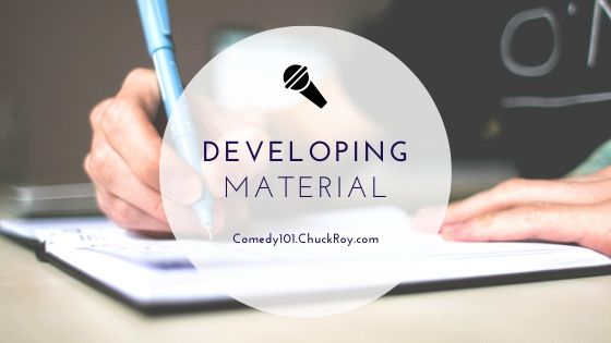 "Title Image for ""Developing Material"""