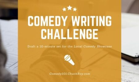 Comedy Writing Challenge