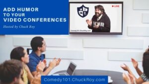 Add Humor to Your Video Conferences